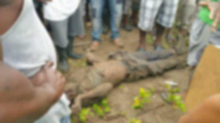 Matan y entierran a miembro de la comunidad garífuna en Bajamar