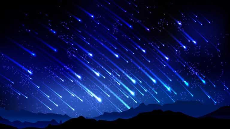 Hondureños podrán ver lluvia de meteoros la madrugada de este jueves
