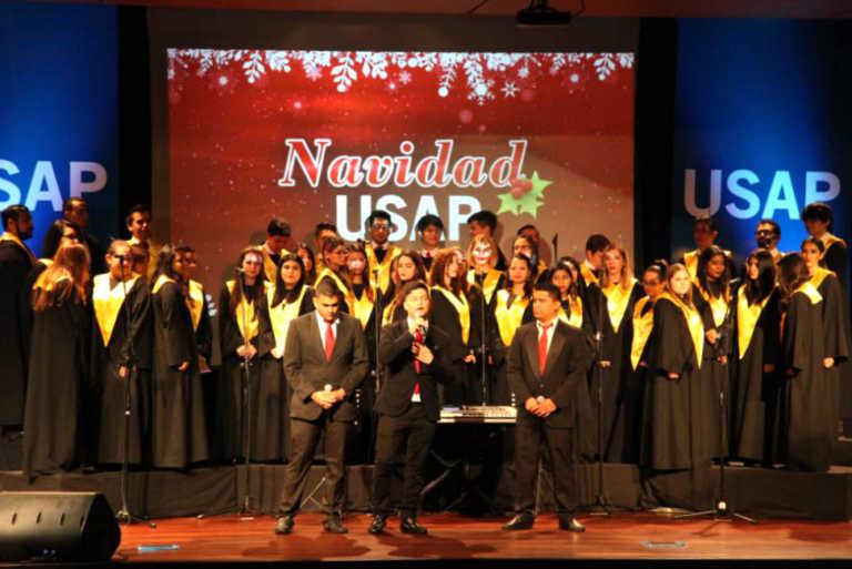 En medio de crisis política, universidad organiza concierto por la paz