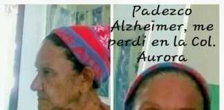 señora de 67 años
