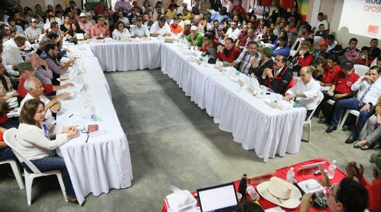 Coordinación de Libre convoca a paro nacional del 20 al 27 de enero