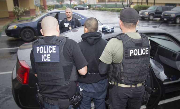 Operativo de ICE captura a siete hondureños inmigrantes en EEUU