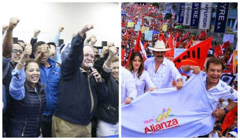 "El PN acusa a la Alianza de quererse ""robar"" elecciones a través de maras"