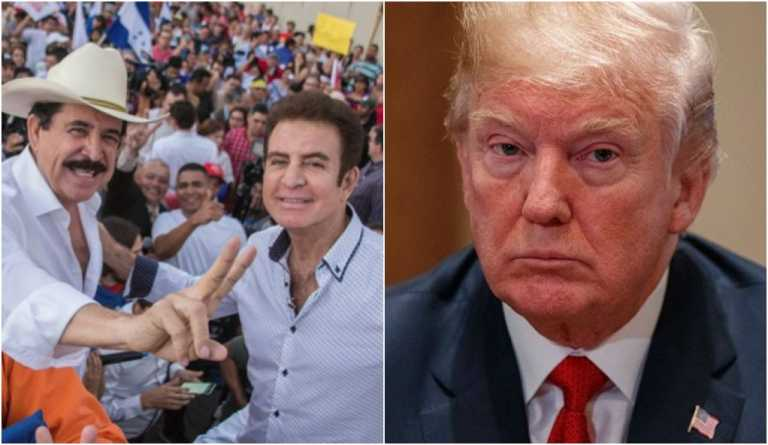 Alianza de Oposición planea mandarle un mensaje al presidente Trump este martes