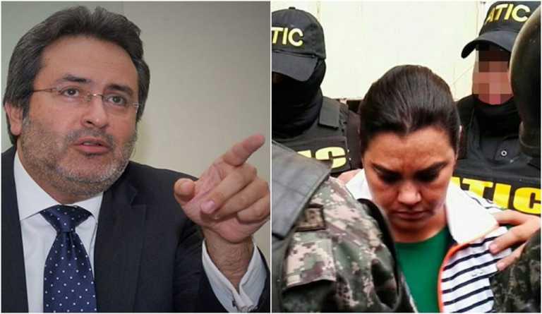 Juan Jiménez Mayor felicita desde Perú a la Maccih por la captura de la exprimera dama