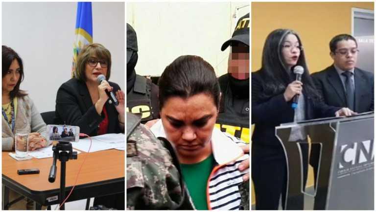 MACCIH y CNA se atribuyen investigación sobre la exprimera dama Rosa Elena de Lobo