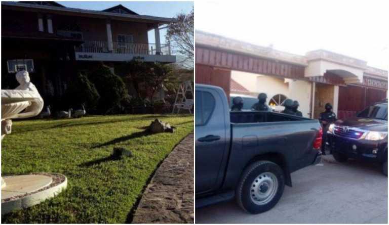 Aseguran residencias y terrenos a Rosa Elena de Lobo