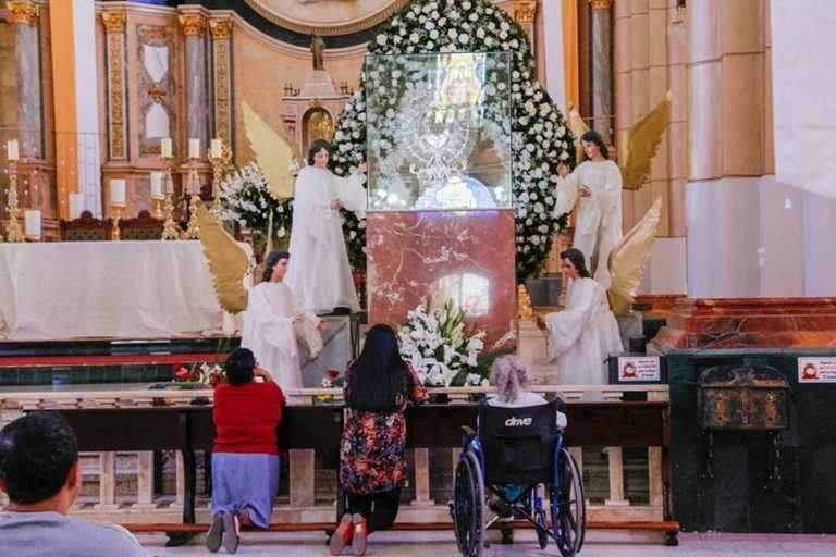Honduras: Con alborada celebrarán 271 aniversario de la Virgen de Suyapa