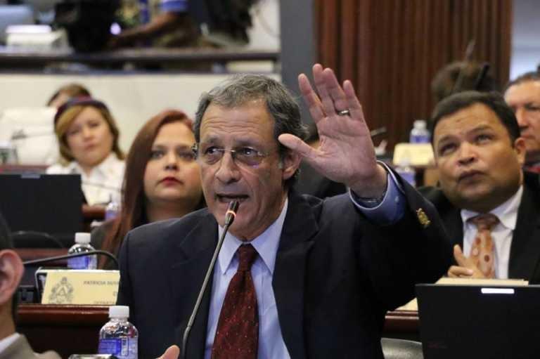 Mauricio Villeda presenta iniciativa para derogar Ley de Secretos