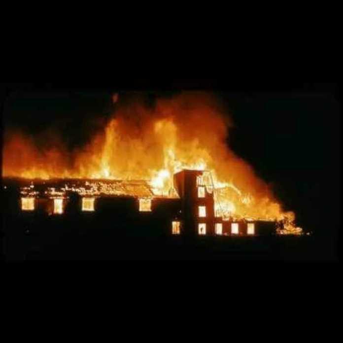 siete años del trágico incendio