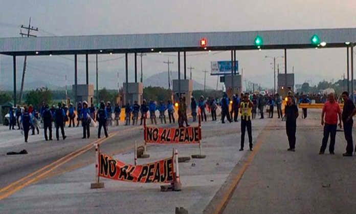 daños en infraestructura vial en Honduras