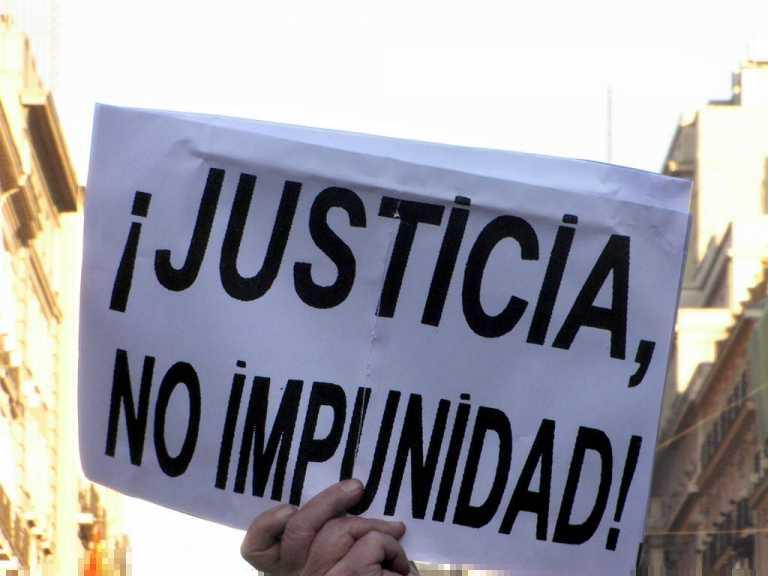 Opinión de Mario Sosa: #YoNoSoyImpunidad