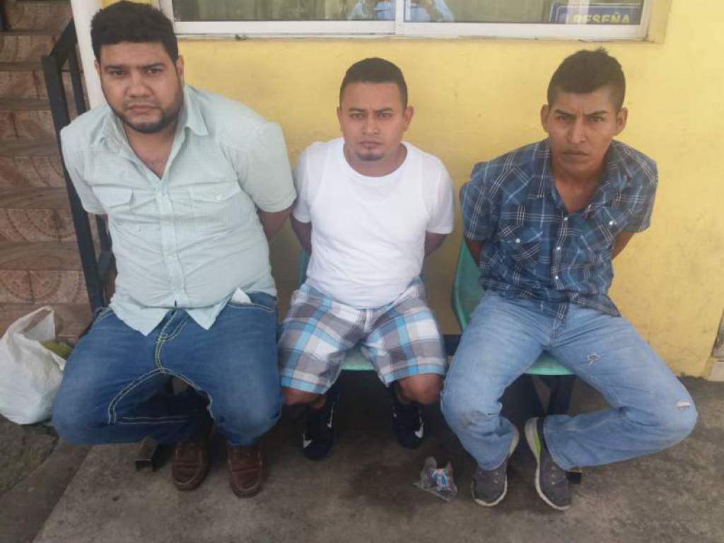 Los tres involucrados en el asalto donde falleció la universitaria de 27 años.