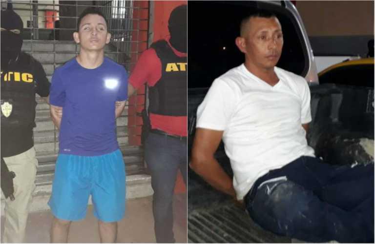 Los acusan de matar a dos jóvenes en Residencial Los Cedros