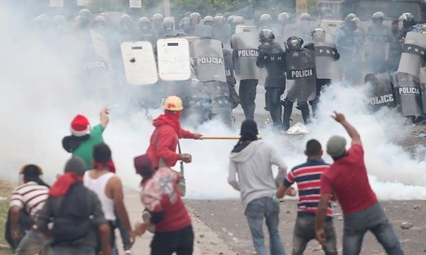 UE pide investigar muertes durante crisis postelectoral en Honduras