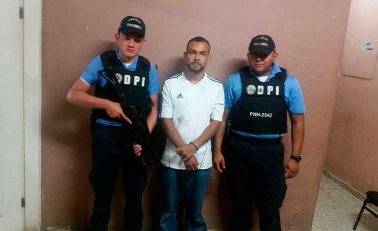 Capturan a supuesto cabecilla de banda de asaltantes en Tegucigalpa