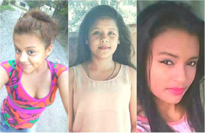 Con una amiga estaban alumnas desaparecidas en San Pedro Sula