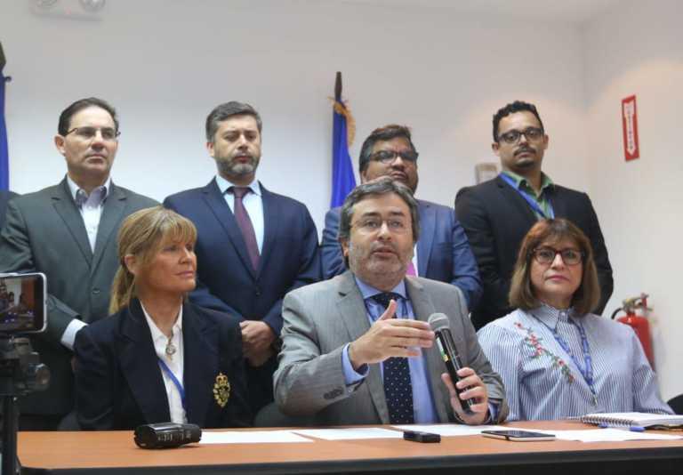 MACCIH interviene dos ONG's supuestamente por drenar fondos millonarios