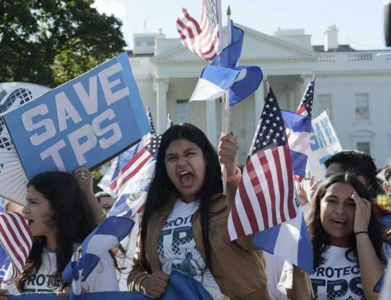 El Salvador pide a Honduras y Haití unir fuerzas por una alternativa al TPS