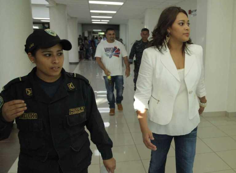 ¡Absuelta! ex juez Wendy Caballero de delito de abuso de autoridad