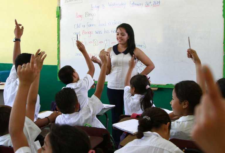 Más de 2.1 millones de infantes inician clases hoy en Honduras