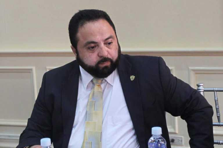 Luis Redondo demanda al PAC y le exige seis millones de lempiras