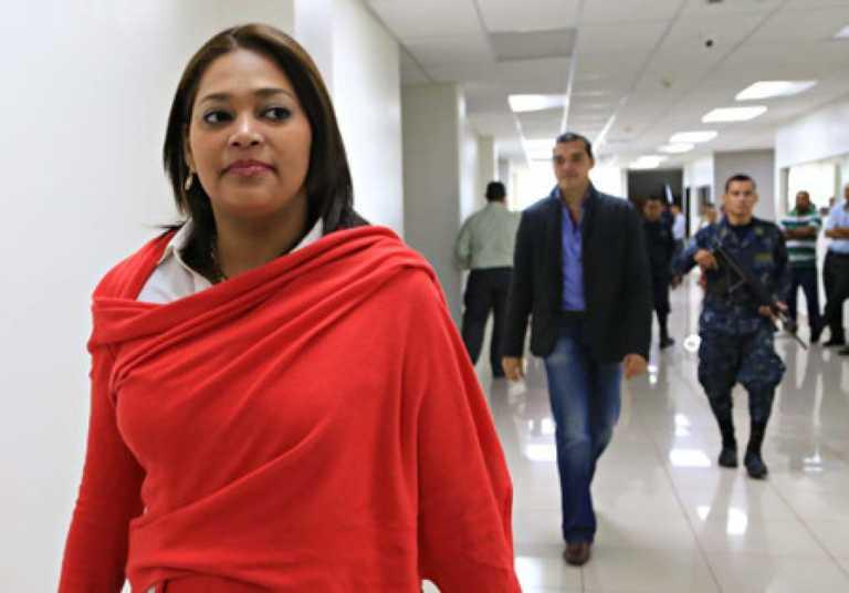 Ordenan sacar de prisión a exjueza Wendy Caballero Reyes