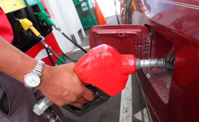 Gasolina hondureña