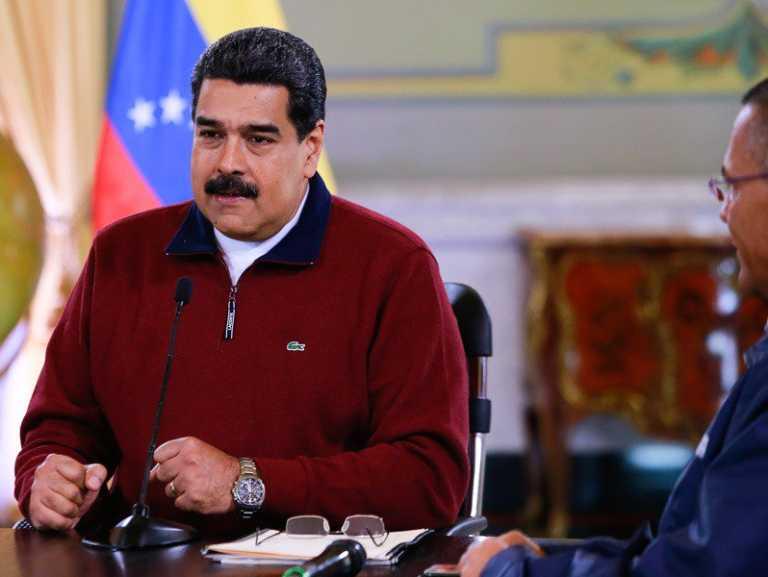 El sueter de Nicolás Maduro que enfurece a miles de personas