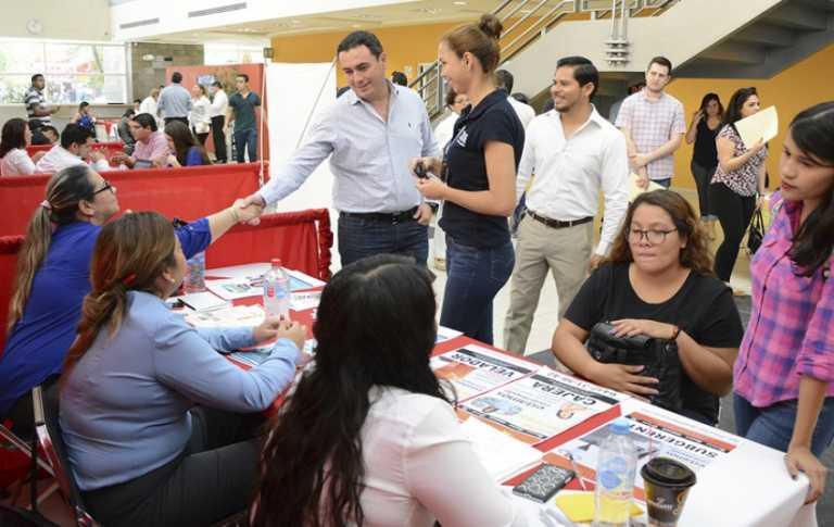Tegucigalpa: Más de 1,200 plazas de trabajo serán ofertadas mañana
