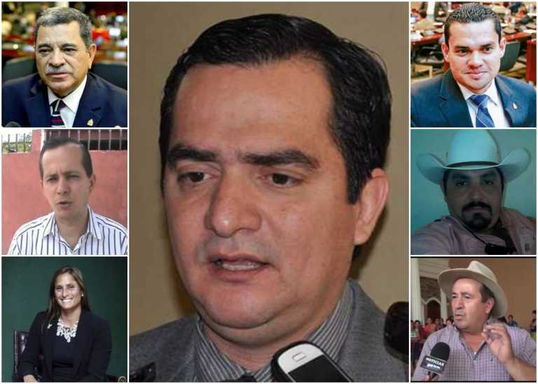 Siete diputados y una excongresista serían investigados por la UFECIC