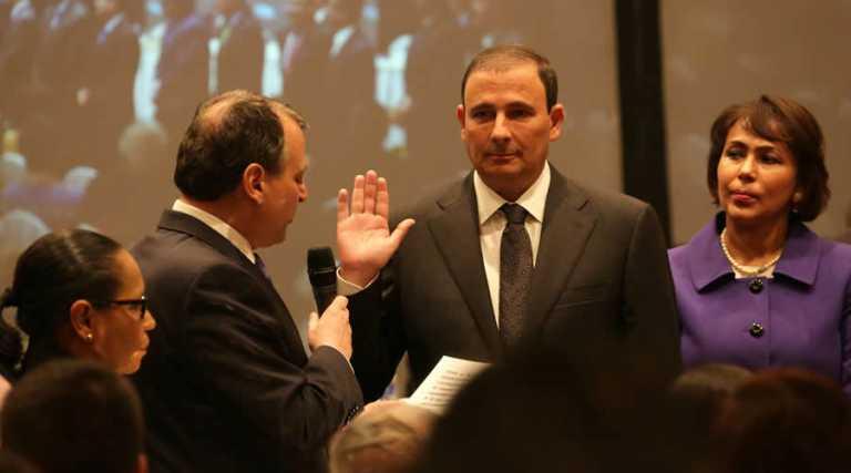 """Carlos Sikaffy, nuevo presidente del COHEP: """"Nuestro trabajo es dar trabajo"""""""