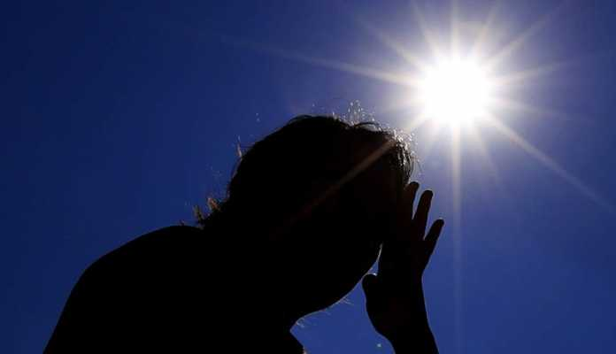 Temperaturas de hasta 38 grados centígrados se registrarán este lunes