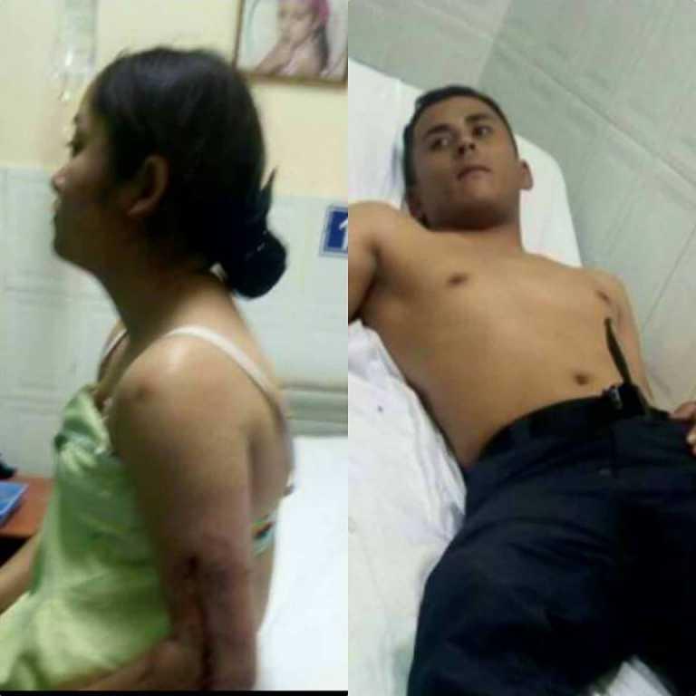 Enfrentamiento deja un policía muerto y cuatro heridos en Comayagua