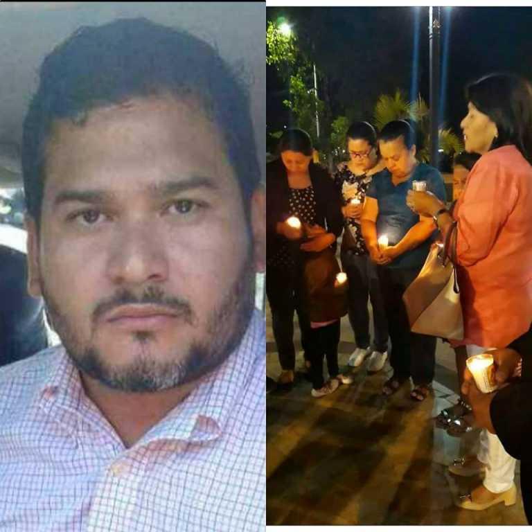 Mensaje de madre de Roberto Castillo, acusado del asesinato de Berta