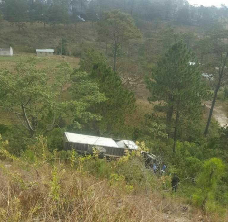 Un joven murió al ser aplastado por una roca en Marcala, La Paz