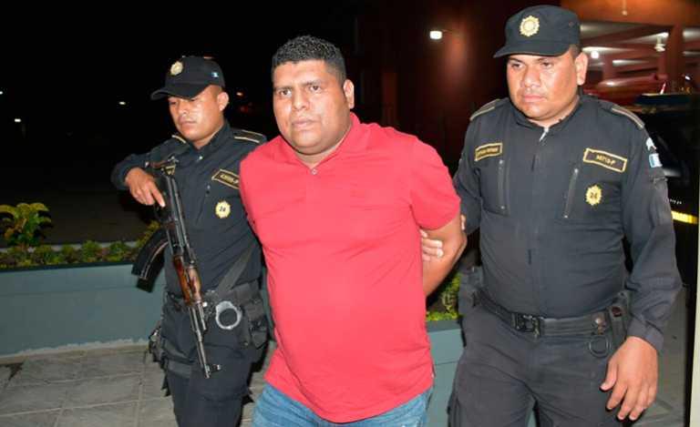 Investigarán a Byron Ruiz por al menos 100 crímenes en Honduras