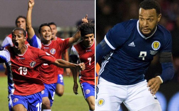 Costa Rica vs Escocia: Los ticos medirán nivel frente a los escoceses