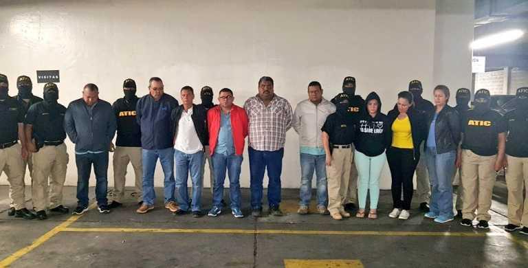 A prisión envían a los nueve supuestos socios de los Cachiros