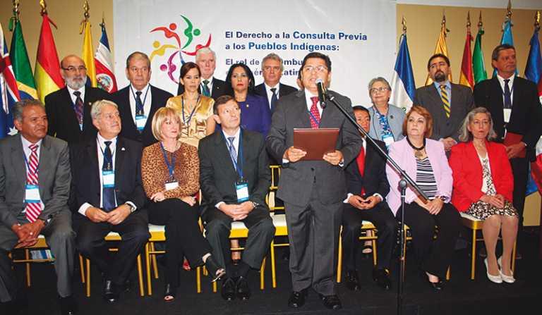 La FIO aboga por el diálogo en Honduras para lograr una estabilidad