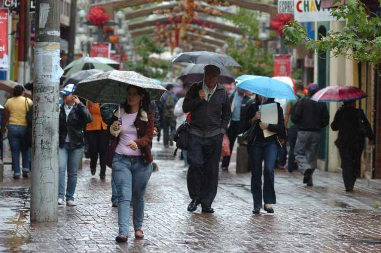 Masa de aire frío ingresará a Honduras dejando lluvias y chubascos
