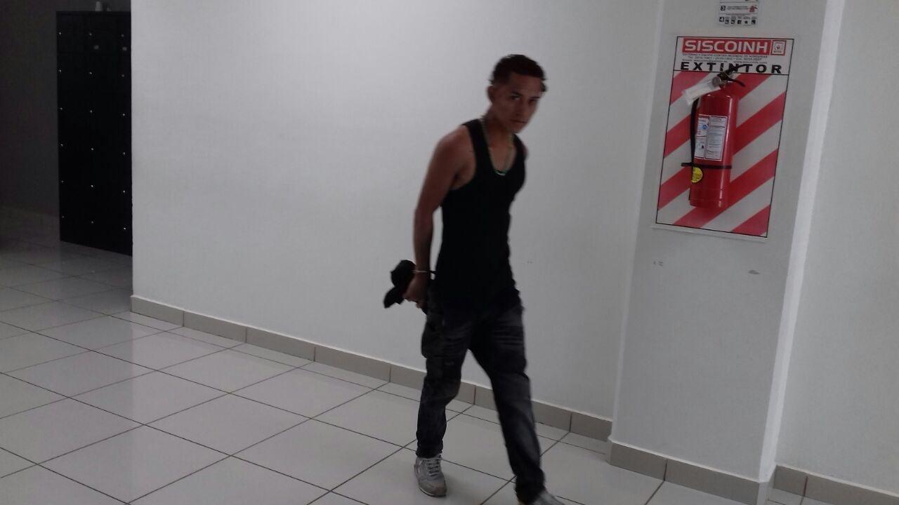 Julio Cesar Rámirez Sánchez, el recluso que trató de darse a la fuga en SPS.