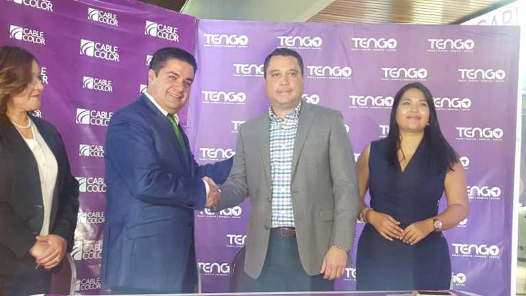 CABLE COLOR y TENGO se unen en alianza comercial
