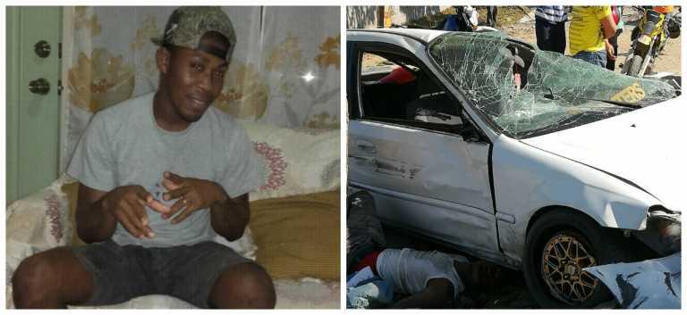 Primer accidente en puente del bulevar del Este deja un muerto en SPS