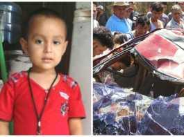 niño de cinco años desaparecido en el río Ulúa