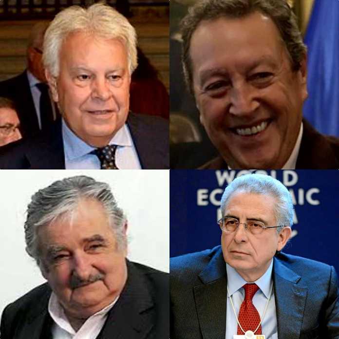mediadores del diálogo nacional