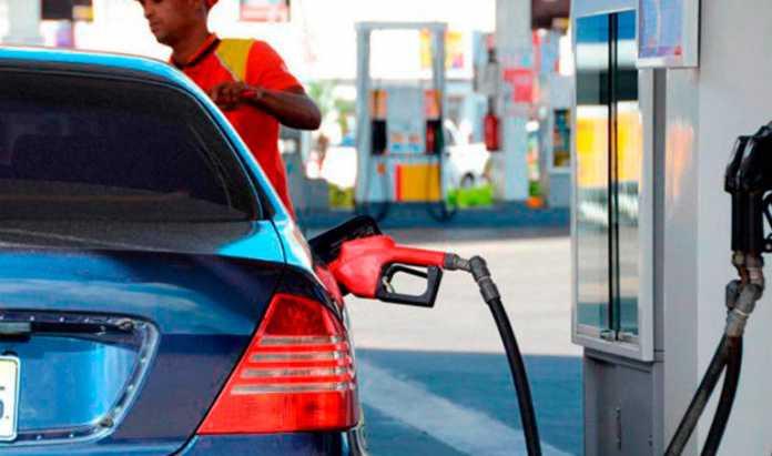 Combustibles en Semana Santa