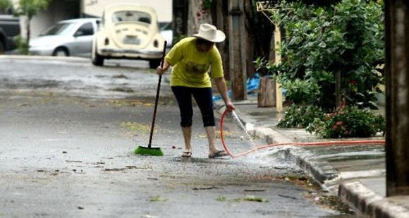 Consumo de agua en San Pedro Sula