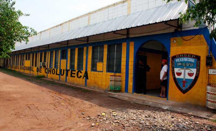 centro penal de Choluteca