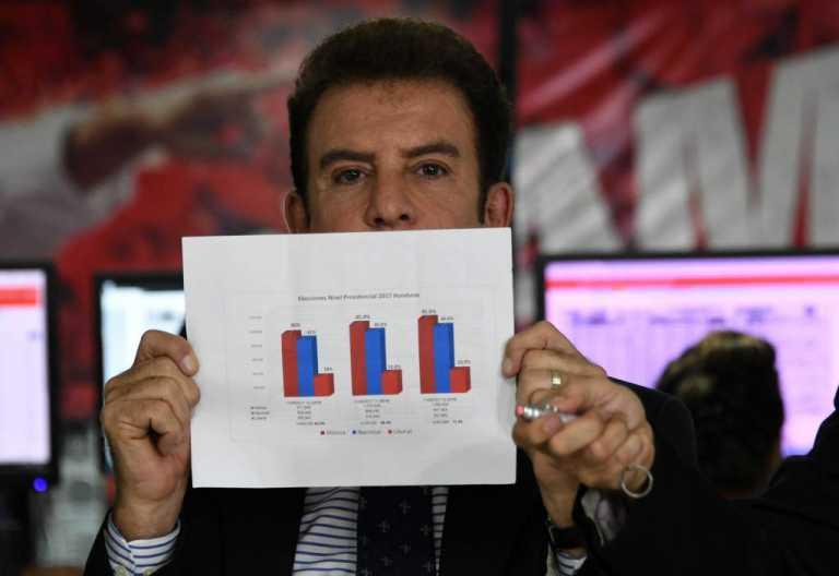 """""""Informe de la MOE-UE sobre elecciones no tiene validez"""": Nasralla"""